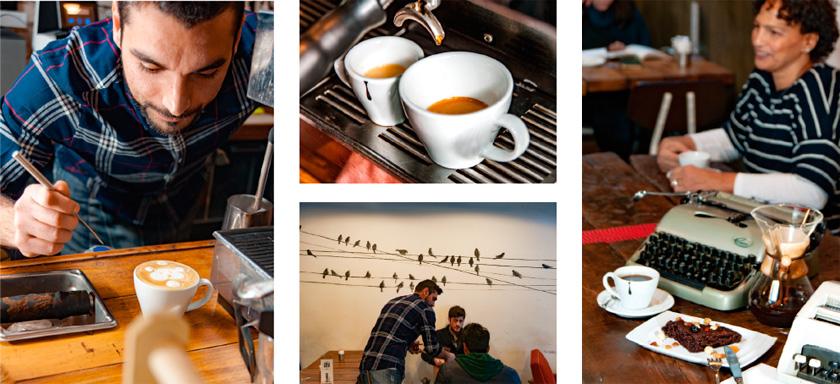 Coffeeist, kahvede yeniliklere ve farklı deneyimlere açık olanlar için zengin seçenekler sunuyor. Neden her defasında farklı bir çekirdek ve demleme yöntemini denemeyesiniz ki?