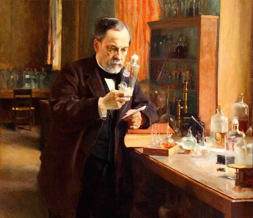 Lois Pasteur'ün buluşundan sonra, 1870'li yıllarda yaş maya üretimine başlandı.