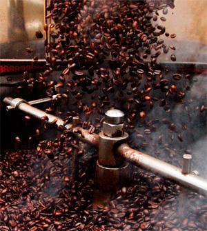 Kavrum sonrası kahvede 800'ün üstünde aromatik madde oluşuyor.