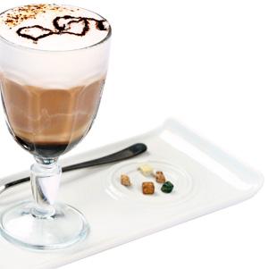 Süt kreması ile bardağın üst kısmına yapılan şekillere 'latte art' adı veriliyor.
